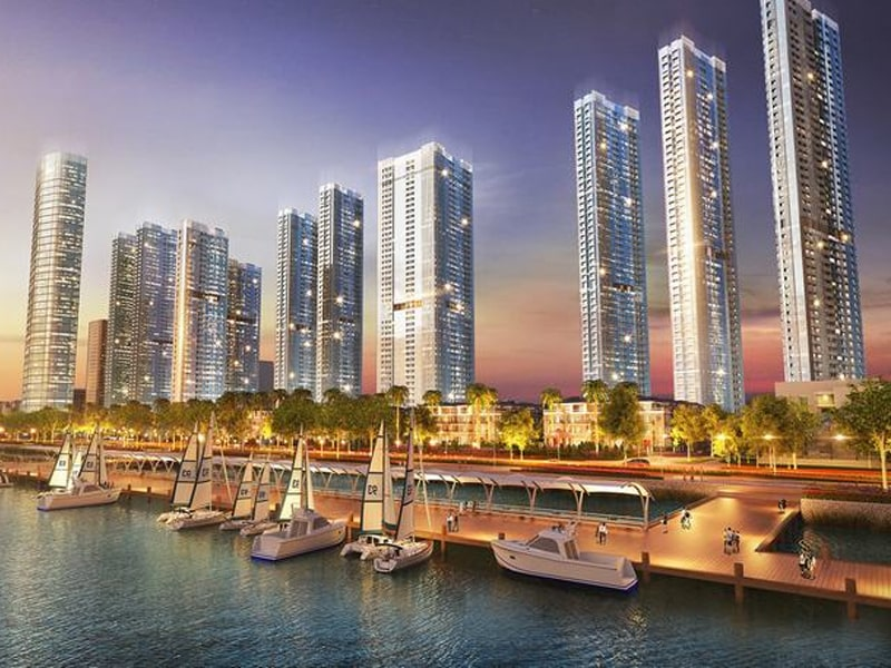 Chủ đầu tư Vinhomes Dream City 06
