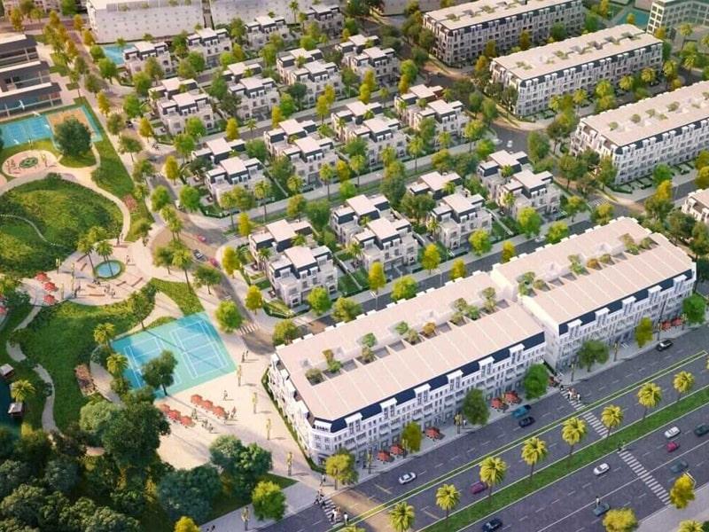 Cập nhật bảng giá bán Vinhomes Dream City mới nhất năm 2021