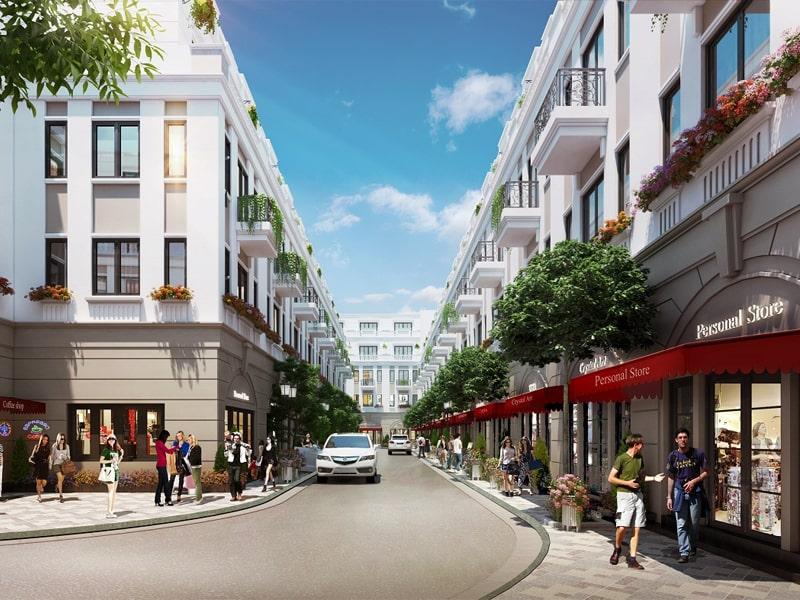 Shophosue Vinhomes Dream City 02