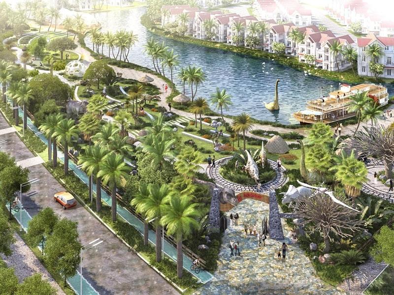 Hệ thống tiện ích Vinhomes Dream City gồm có những gì?